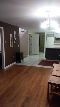 Centerville Centerville vacation rental - First floor kitchen/ Hall