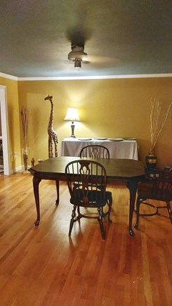 Centerville Centerville vacation rental - Dining Room