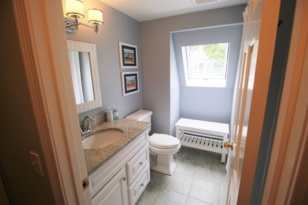 Chatham Cape Cod vacation rental - Upstairs full bathroom.