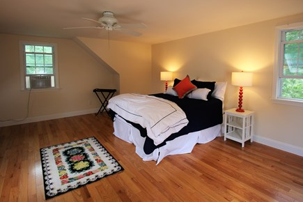 Chatham Cape Cod vacation rental - A finished room above the garage adds a 4th bedroom or playroom.