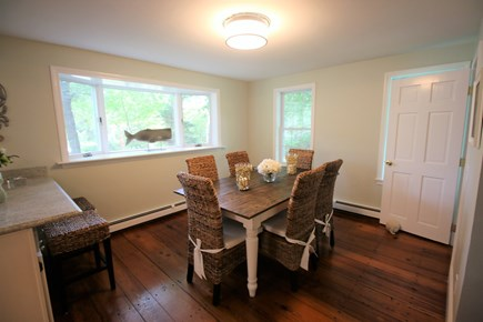 Chatham Cape Cod vacation rental - Bright, cheerful dining room with seating for 8