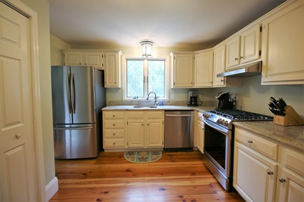Chatham Cape Cod vacation rental - Well equipped, modern kitchen.