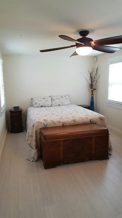 East Falmouth Cape Cod vacation rental - Queen Bed in master