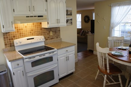 West Yarmouth Cape Cod vacation rental - New appliances