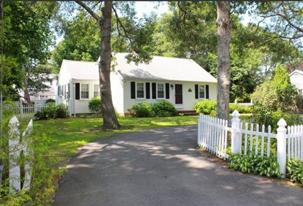 West Yarmouth Cape Cod vacation rental - Leave the car in the driveway, close the gate and walk!
