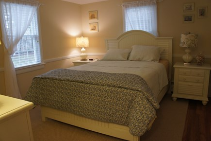 West Yarmouth Cape Cod vacation rental - First floor Master Bedroom with Queen bed