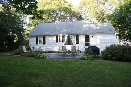 West Yarmouth Cape Cod vacation rental - Quiet fenced large backyard