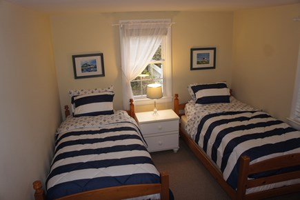 West Yarmouth Cape Cod vacation rental - First floor twin beds