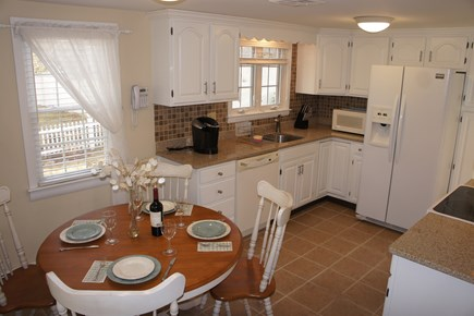 West Yarmouth Cape Cod vacation rental - Sunlite kitchen