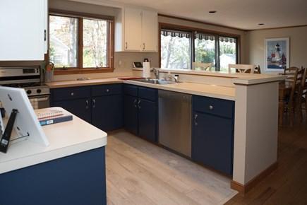 New Seabury, Mashpee New Seabury vacation rental - Kitchen opens to dining area