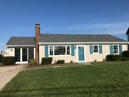Falmouth Cape Cod vacation rental - See the ocean from the front yard!