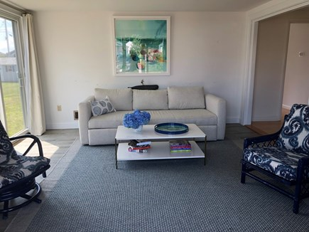 Falmouth Cape Cod vacation rental - Sunroom