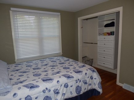 Dennis Cape Cod vacation rental - 1st floor bedroom with Double Bed