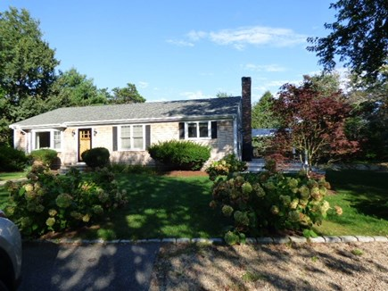 Dennis Cape Cod vacation rental - Front of house only 3/10 to Bayview Beach