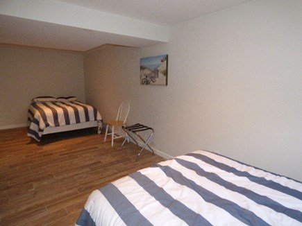 Dennis Cape Cod vacation rental - Lower level bedroom with 2 double beds