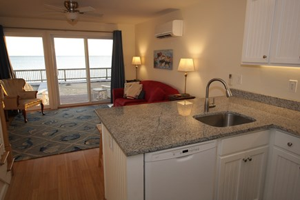 North Truro Cape Cod vacation rental - Modern kitchen and comfy accomodations