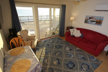North Truro Cape Cod vacation rental - Views from every window