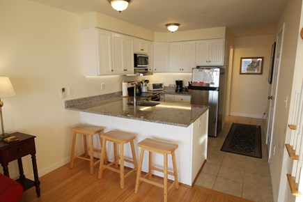 North Truro Cape Cod vacation rental - Lots of room and fully equipped kitchen
