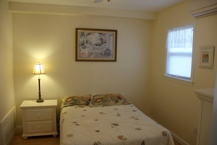 North Truro Cape Cod vacation rental - 2nd private bedroom with queen bed