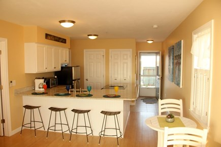 North Truro Cape Cod vacation rental - Great breakfast bar