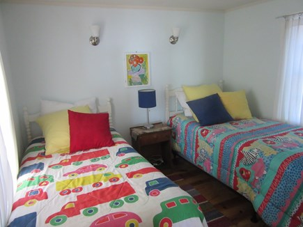 Wellfleet Cape Cod vacation rental - Twin beds