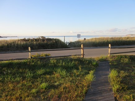Wellfleet Cape Cod vacation rental - Just steps from your front door to Mayo Beach!