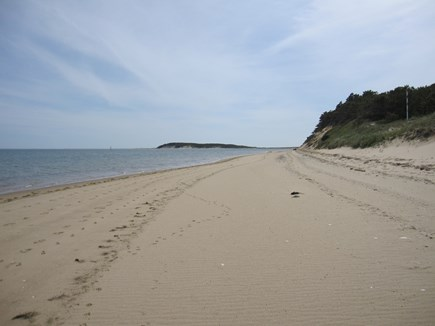 Wellfleet Cape Cod vacation rental - Along Mayo Beach