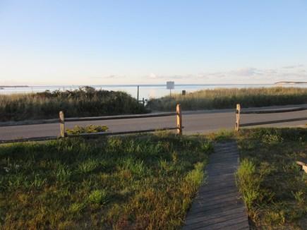 Wellfleet Cape Cod vacation rental - Steps to the beach from Old Salt's front door