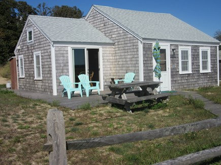 Wellfleet Cape Cod vacation rental - Old Salt cottage