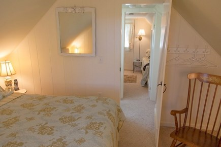 Eastham Cape Cod vacation rental - View to Twin Bedroom