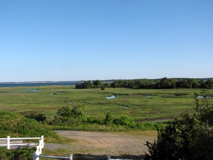 Eastham Cape Cod vacation rental - View of Marsh and Wellfleet Audubon