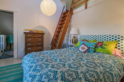 Wellfleet Cape Cod vacation rental - Get a good nights rest in this queen size bed.