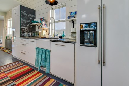 Wellfleet Cape Cod vacation rental - Gourmet country kitchen with all new updated appliances.