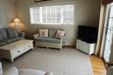 Falmouth Cape Cod vacation rental - Den with sleep sofa
