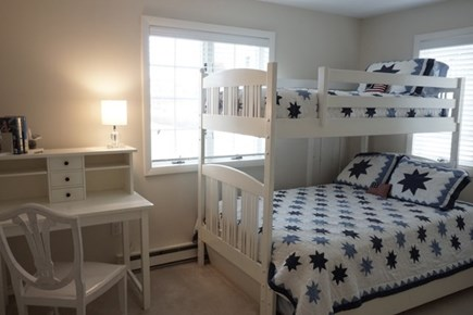 Falmouth Cape Cod vacation rental - Bunk room