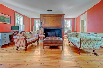 Barnstable, Cotuit Cape Cod vacation rental - Comfortable couches for an afternoon inside