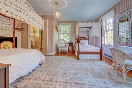 Barnstable, Cotuit Cape Cod vacation rental - Large bedroom with plenty of room to play