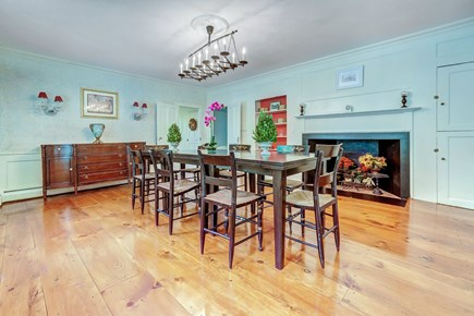 Barnstable, Cotuit Cape Cod vacation rental - Spacious dining room for your entire family