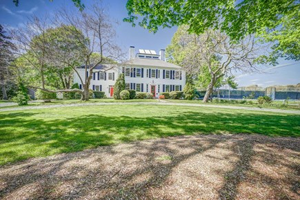 Barnstable, Cotuit Cape Cod vacation rental - Hold a family picnic on the grounds