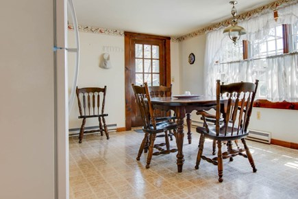 Orleans Cape Cod vacation rental - Gather around the table for a home cooked meal before heading out