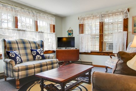 Orleans Cape Cod vacation rental - Settle in after a long day and watch your favorite TV show.