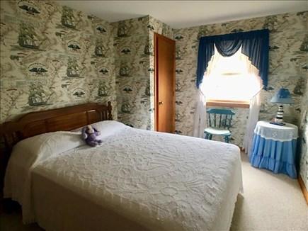 Dennis Cape Cod vacation rental - 2nd bedroom - Queen bed