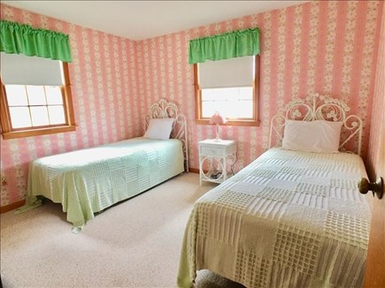 Dennis Cape Cod vacation rental - Third bedroom - twin beds
