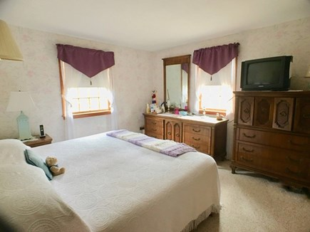 Dennis Cape Cod vacation rental - Master bedroom with king-size bed