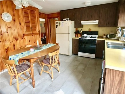 Dennis Cape Cod vacation rental - Kitchen / dining area