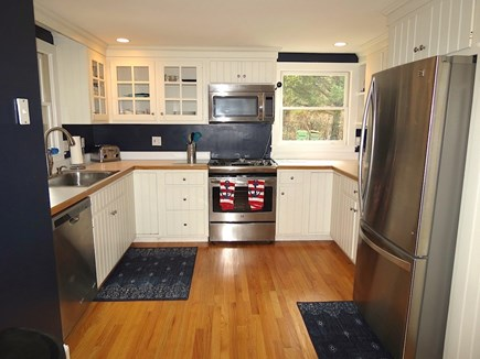Brewster Cape Cod vacation rental - All new, fully equipped kitchen