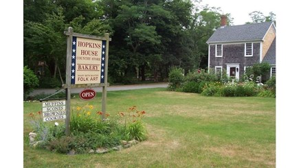 Brewster Cape Cod vacation rental - Walk five minutes to Main St. andshops, restaurants, more.