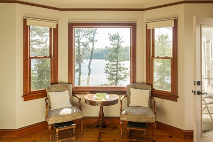 Brewster Cape Cod vacation rental - Wonderful views of the lake from every room
