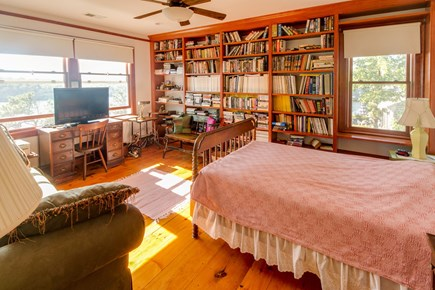 Brewster Cape Cod vacation rental - Read one of the hundreds of books in the home's library