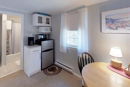Orleans Cape Cod vacation rental - Gather around the table to plan out your day.